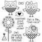 Darcie's Cling Stamps