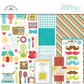 "Day To Day Essentials Page Kit 12""x12"" - Cardstock/Stickers/Embellishments"