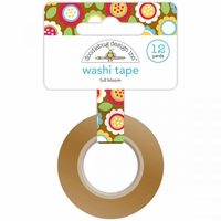 Doodlebug Day To Day Washi Tape - Full Bloom