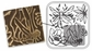 DecoEmboss Embossing Folder - Dragonfly Pond