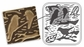 DecoEmboss Embossing Folder - Woodland Birds