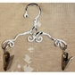 Decorative Scroll Clip Hanger 6""
