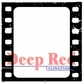 Deep Red Cling Stamp - Filmstrip