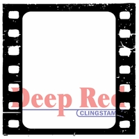 Deep Red Stamp - Filmstrip