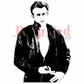 Deep Red Cling Stamp - James Dean