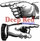 Deep Red Stamp - Point The Way