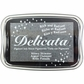 Delicata Non-Tarnishing Silver Full Size Ink Pad - Silvery Shimmer