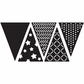 "Die-Versions Whispers 4""x8"" Die - Party Pennants 2"