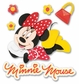 Disney 3-D Stickers - Minnie