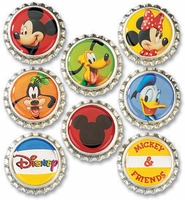 Disney Bottle Caps - Mickey