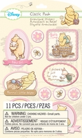Disney Dimensional Stickers - Classic Pooh Girl