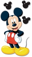 Disney Dimensional Stickers - Mickey