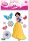 Disney Dimensional Stickers - Snow White With Butterflies