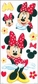 Disney Embossed Stickers & Borders - Minnie Stickers