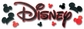 Disney Embroidered Stickers - Disney Title