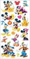 Disney Large Flat Sticker - Mickey & Friends