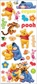 Disney Large Flat Stickers - Pooh & Friends