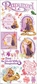 Disney Large Flat Stickers - Rapunzel