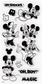 Disney Mickey Clear Stamps