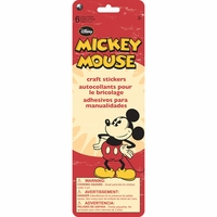 Disney Mickey Sticker Book