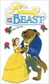 Disney Movie 3-D Stickers - Beauty And The Beast/Beauty & Beast