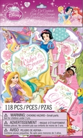 Disney Princess Cardstock Die-Cuts