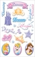 Disney Princess Gems Stickers - Magical Memories
