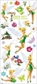Disney Princess Large Flat Stickers - Tinker Bell