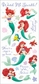 Disney Princess Stickers - Little Mermaid Glitter
