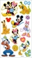 Disney Puffy Stickers - Mickey & Friends