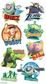 Disney Puffy Stickers - Toy Story