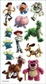Disney Puffy Stickers - Toy Story 3
