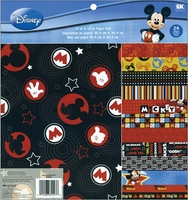 Disney Scrapbook Paper & Page Kits