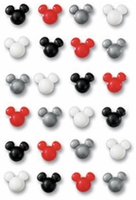 Disney Sticky Brads - Mickey
