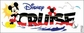Disney Title Dimensional Sticker - Mickey/Cruise