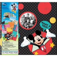 "Disney Vacation Scrapbook Kit 12""x12"""