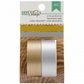 DIY Shop Washi Tape - Metallic Gold & Metallic Silver - Solid