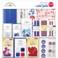 Doodlebug Embellishment Value Pack - 4th Of July