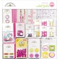Doodlebug Embellishment Value Pack - Baby Girl