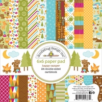 Doodlebug Happy Camper Collection