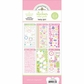 Doodlebug Themed Value Pack Stickers - Baby Girl