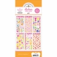 Doodlebug Themed Value Pack Stickers - Girl