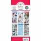 Doodlebug Themed Value Pack Stickers - Teen Boy