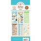 Doodlebug Themed Value Pack Stickers - Travel