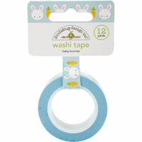 Doodlebug Washi Tape - Baby Bunnies
