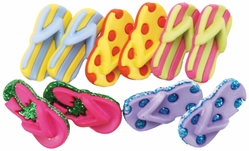 Dress It Up Embellishments - Fab Flops - Click to enlarge