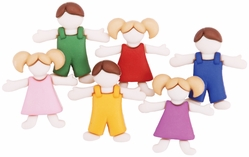 Dress It Up Embellishments - Kids - Click to enlarge