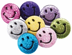 Dress It Up Embellishments - Psychedelic Smiles - Click to enlarge