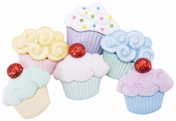 Dress It Up Embellishments - Sweet Treats - Click to enlarge