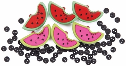 Dress It Up Embellishments - Watermelons - Click to enlarge